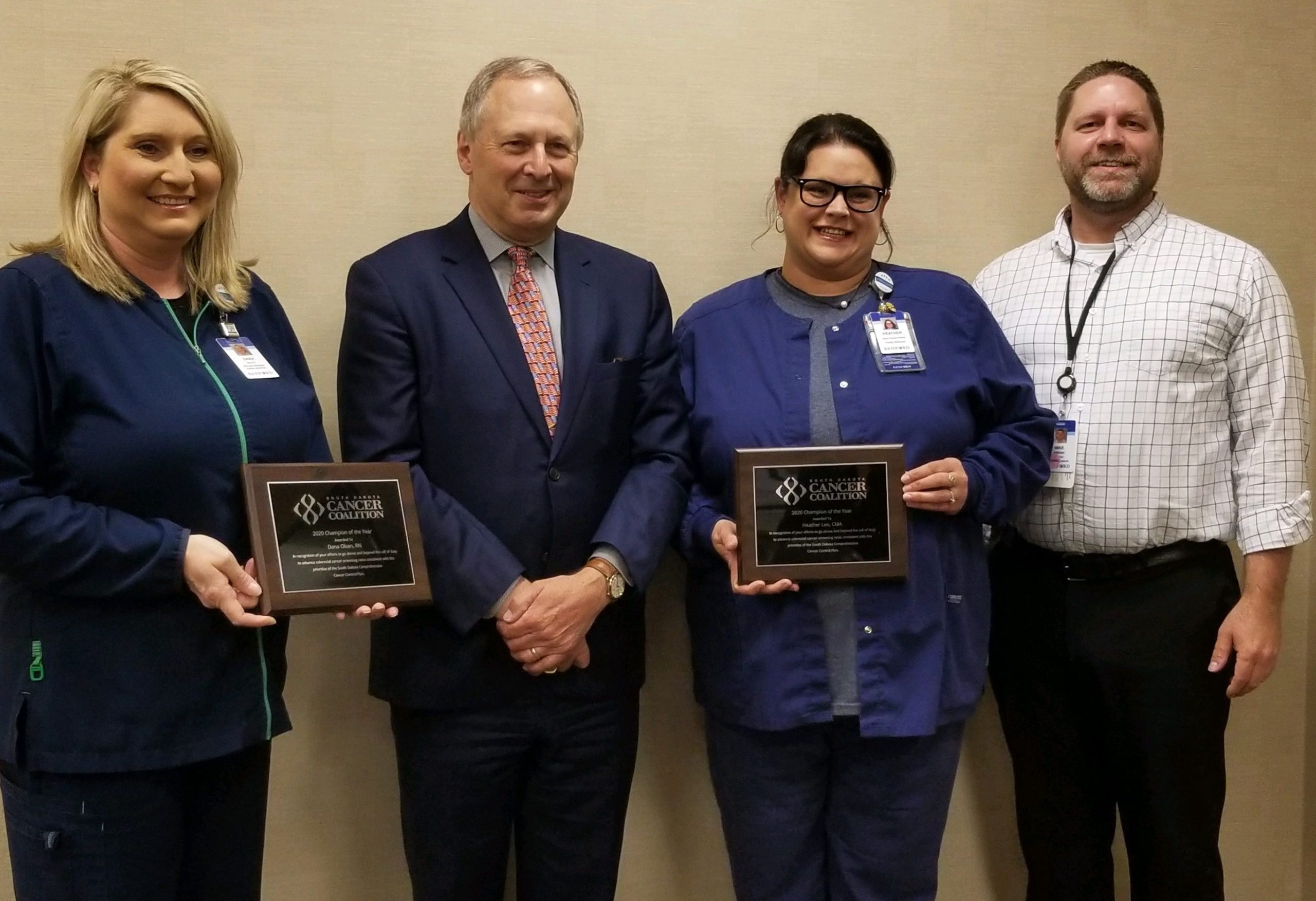 Colorectal Cancer Champions of the Year